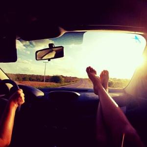 road trip com mamis