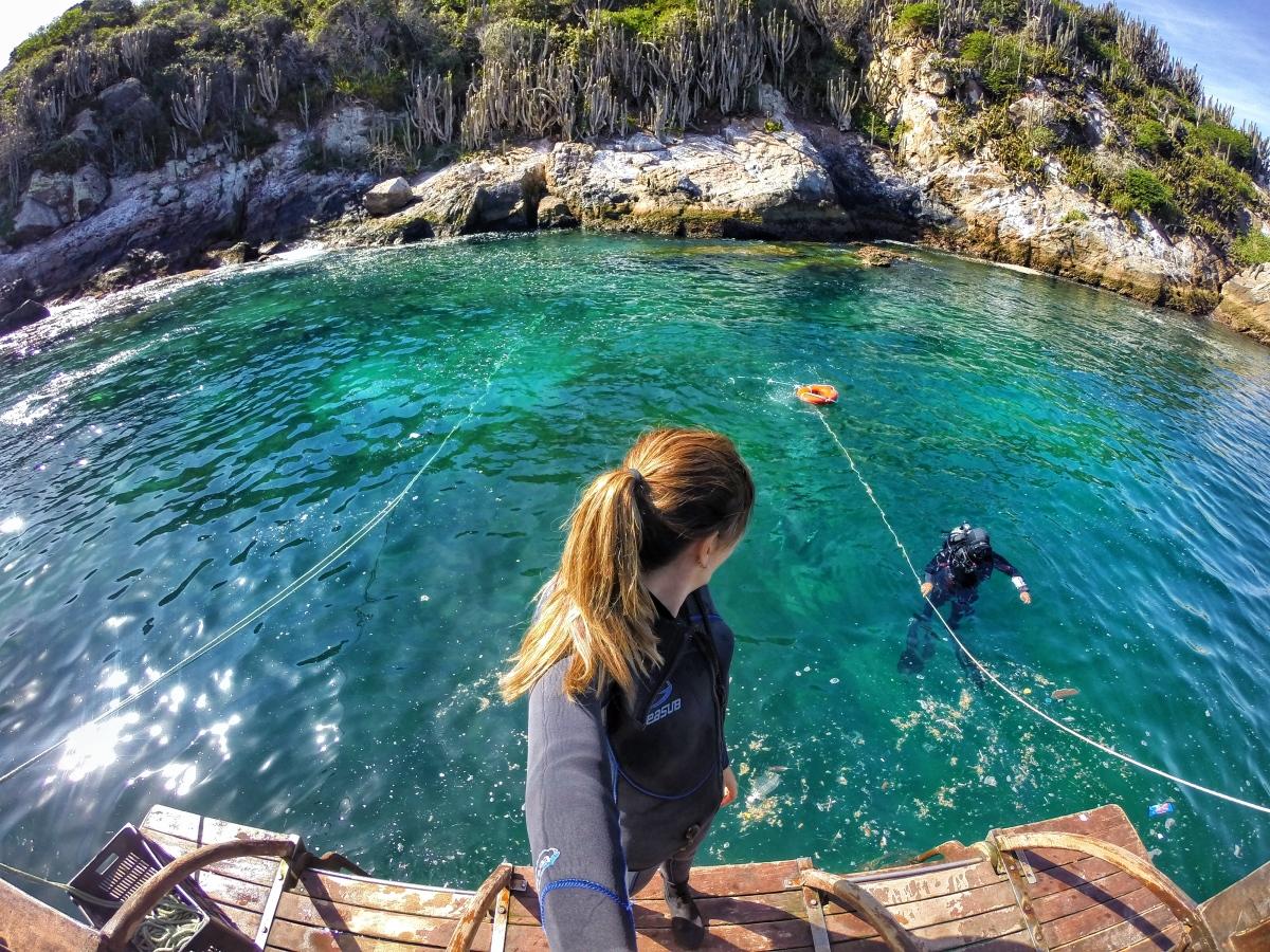 Mergulho em Arraial do Cabo - Tudo o que você queria saber!