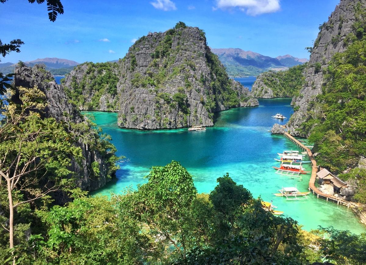 Meu roteiro na Filipinas (15 dias)